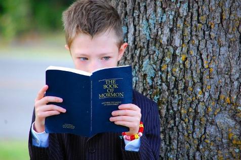 Pre-baptism photoshoot