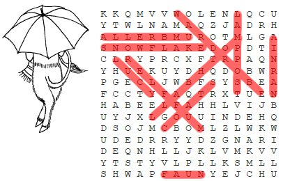Narnia Wordsearch Answer Key