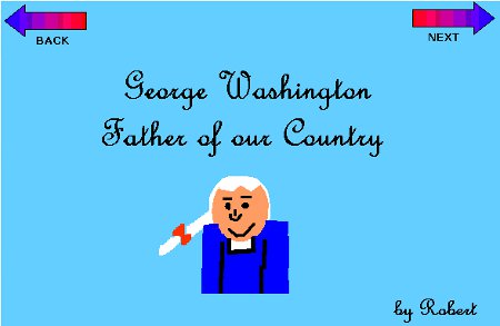 Illustrated Timeline of George Washington's Life