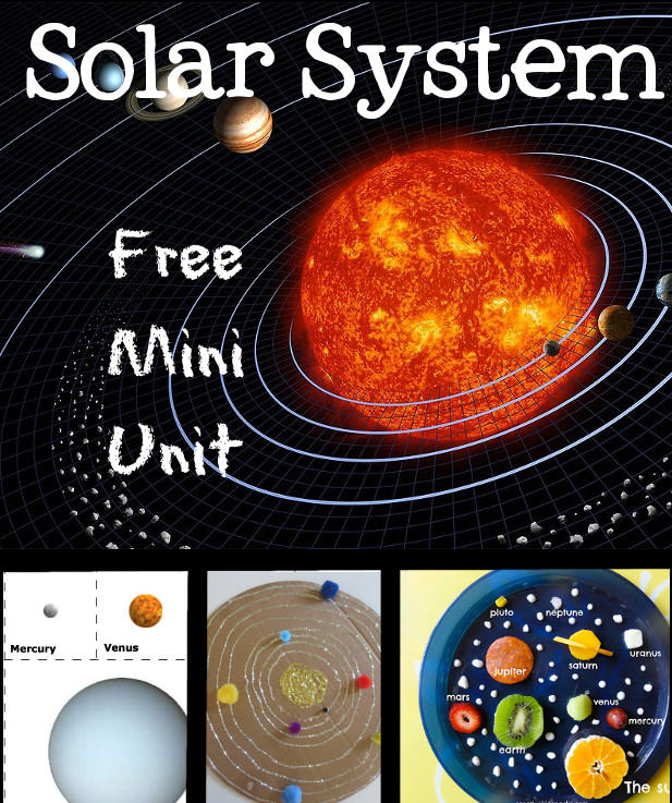 on solar system lesson - photo #4